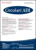 Immagine di Circolari ABI n. 48 del 27 dicembre 2010