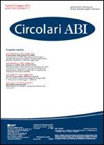 Immagine di Circolari ABI n. 17 del 9 maggio 2011