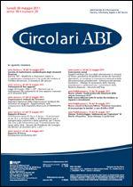 Immagine di Circolari ABI n. 20 del 30 maggio 2011