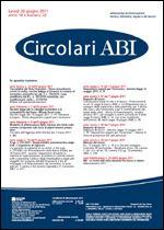 Immagine di Circolari ABI n. 23 del 20 giugno 2011