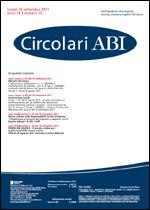 Immagine di Circolari ABI n. 35 del 26 settembre 2011