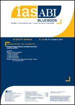 Immagine di Ias ABI BlueBook n.60 del 31 ottobre 2011