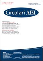 Immagine di Circolari ABI n. 47 del 19 dicembre 2011