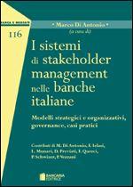 Immagine di I sistemi di stakeholder management nelle banche Italiane