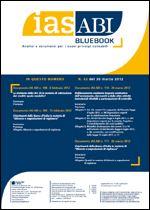 Immagine di Ias ABI BlueBook n. 62 del 30 marzo 2012