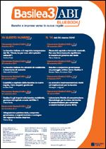 Immagine di Basilea3 ABI BlueBook n.14 del 20 marzo 2012