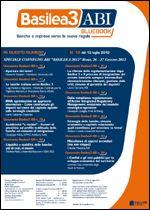 Immagine di Basilea3 ABI BlueBook n.16 del 13 luglio 2012