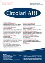 Immagine di Circolari ABI n. 9 dell'11 marzo 2013