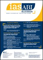 Immagine di Ias ABI BlueBook n. 66 del 20 febbraio 2013