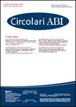 Immagine di Circolari ABI n. 44 del 2 dicembre 2013