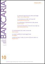 Immagine di Bancaria n. 10/2014