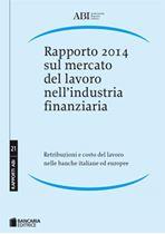 Immagine di Rapporto 2014 sul mercato del lavoro nell'industria finanziaria