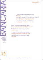 Immagine di Bancaria n. 12/2014
