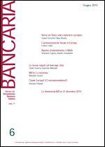 Immagine di Bancaria n. 6/2015