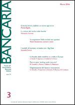 Immagine di Bancaria n. 3/2016