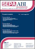 Immagine di SEPA ABI BlueBook N. 22 del 19 marzo 2012