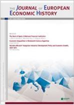 Immagine di The Journal of European Economic History - 2013 issue 1 - 2 - 3