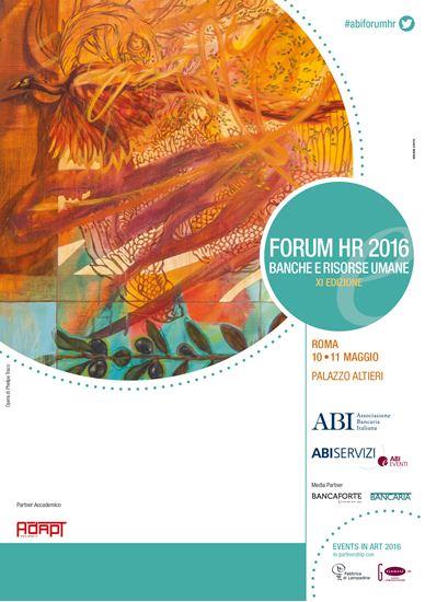 Forum HR 2016 - Banche e Risorse Umane