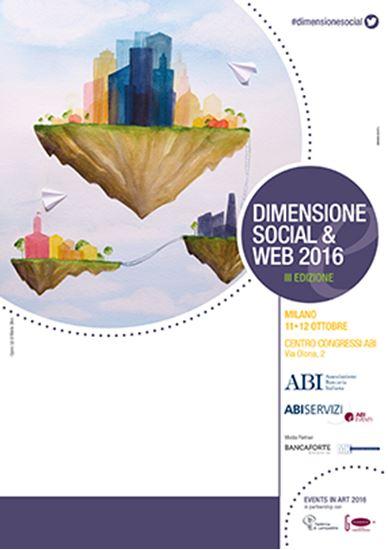 Dimensione Social & Web 2016