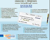 Immagine di Contanti, assegni, conti e libretti. Il pacchetto web
