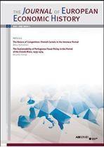 Immagine di The Journal of European Economic History fascicoli 2020