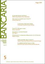Immagine di Bancaria n. 5/2020