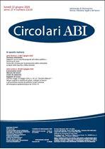 Immagine di Circolari ABI n. 23-24 del 22 giugno 2020