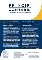 Immagine di Principi contabili n. 82 del 20 luglio 2020