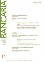 Immagine di Bancaria n. 11/2020