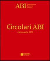 Immagine di Circolari ABI Rilegate Abbonamento 2021